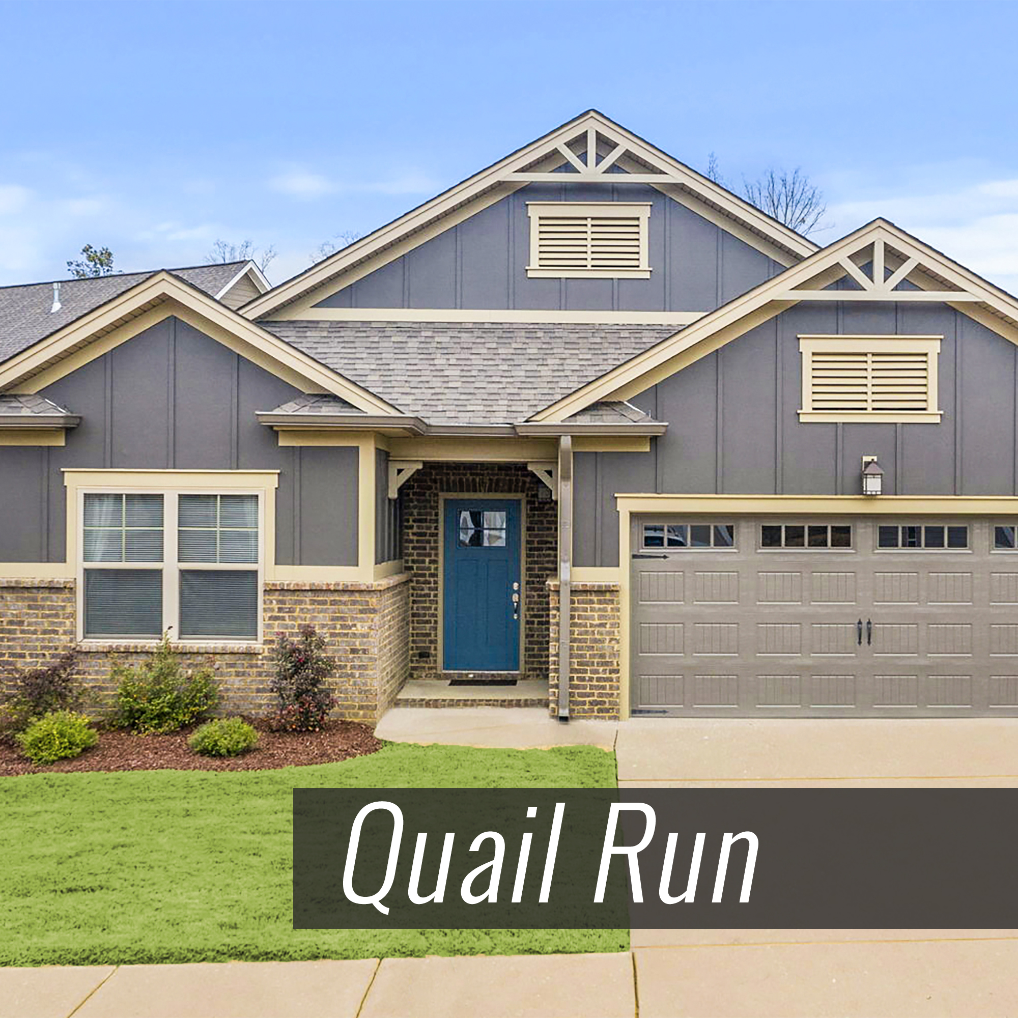 Homes for Sale in Quail Run Subdivision