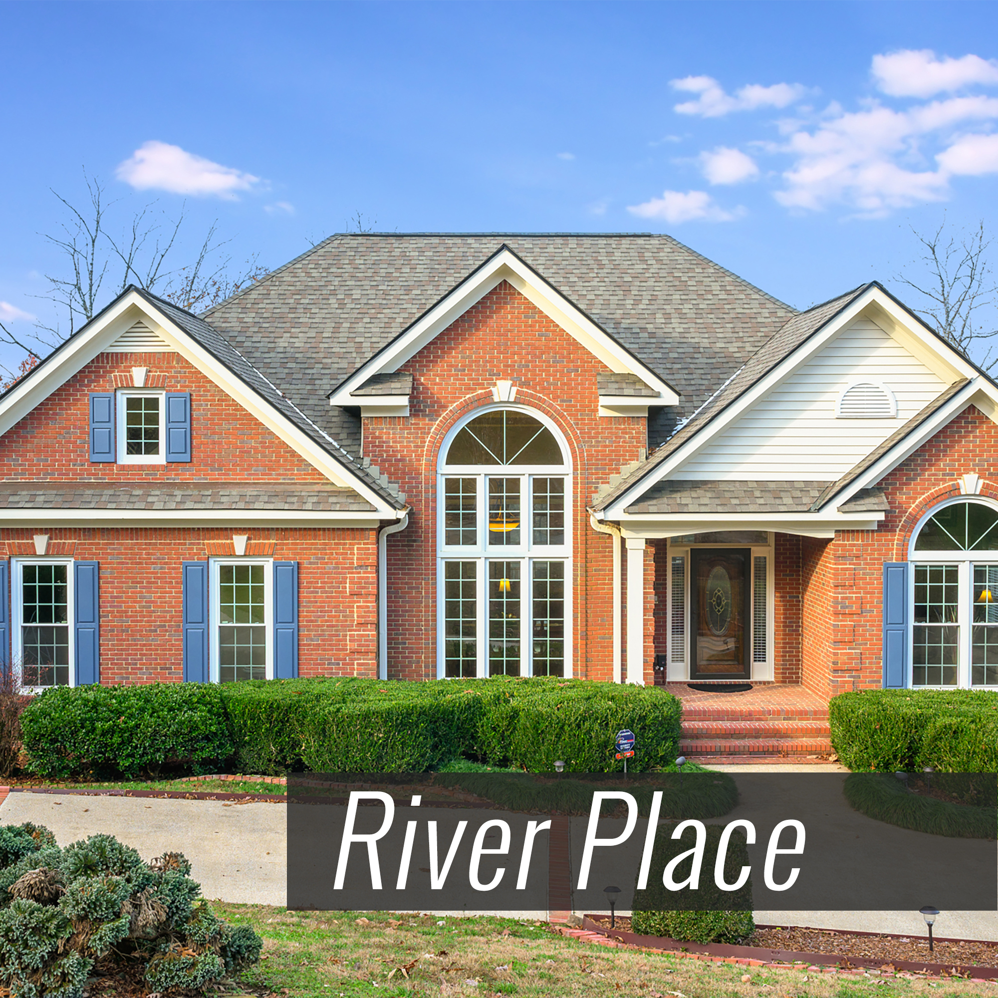 Homes for Sale in River Place Subdivision