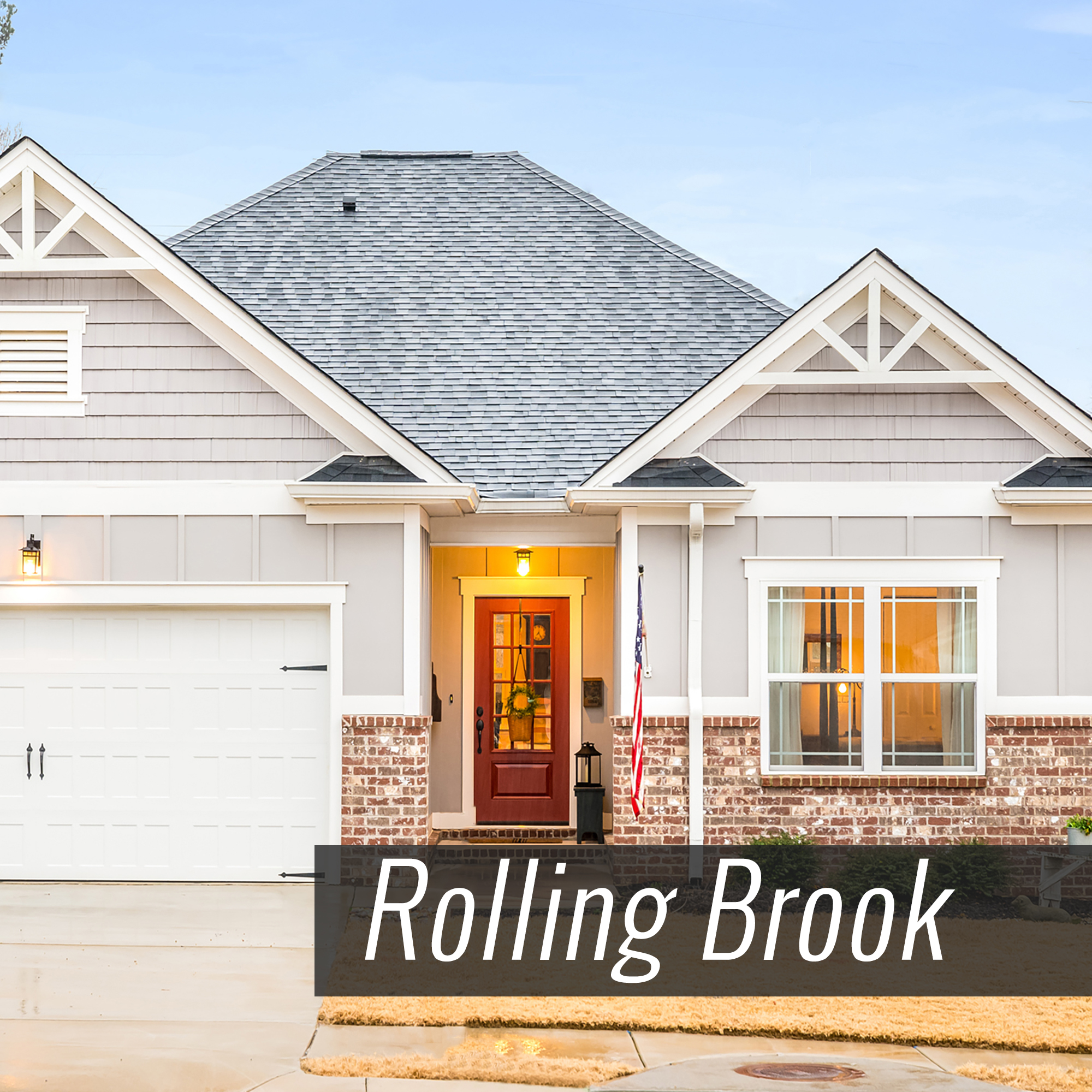 Homes for Sale in Rolling Brook Subdivision