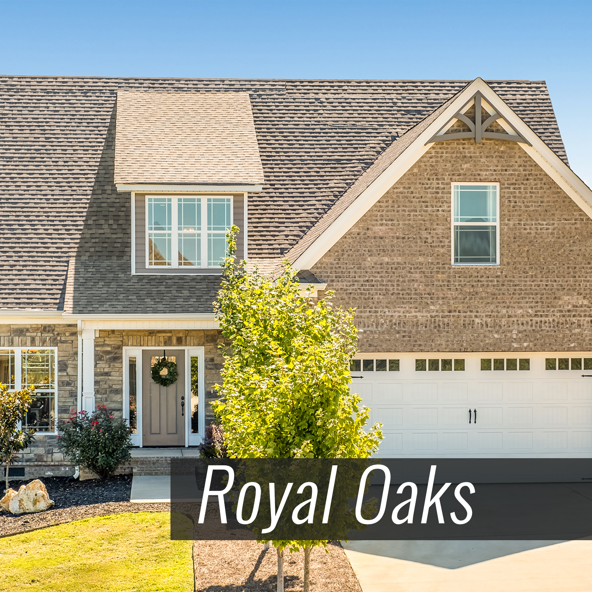 Homes for Sale in Royal Oaks Subdivision