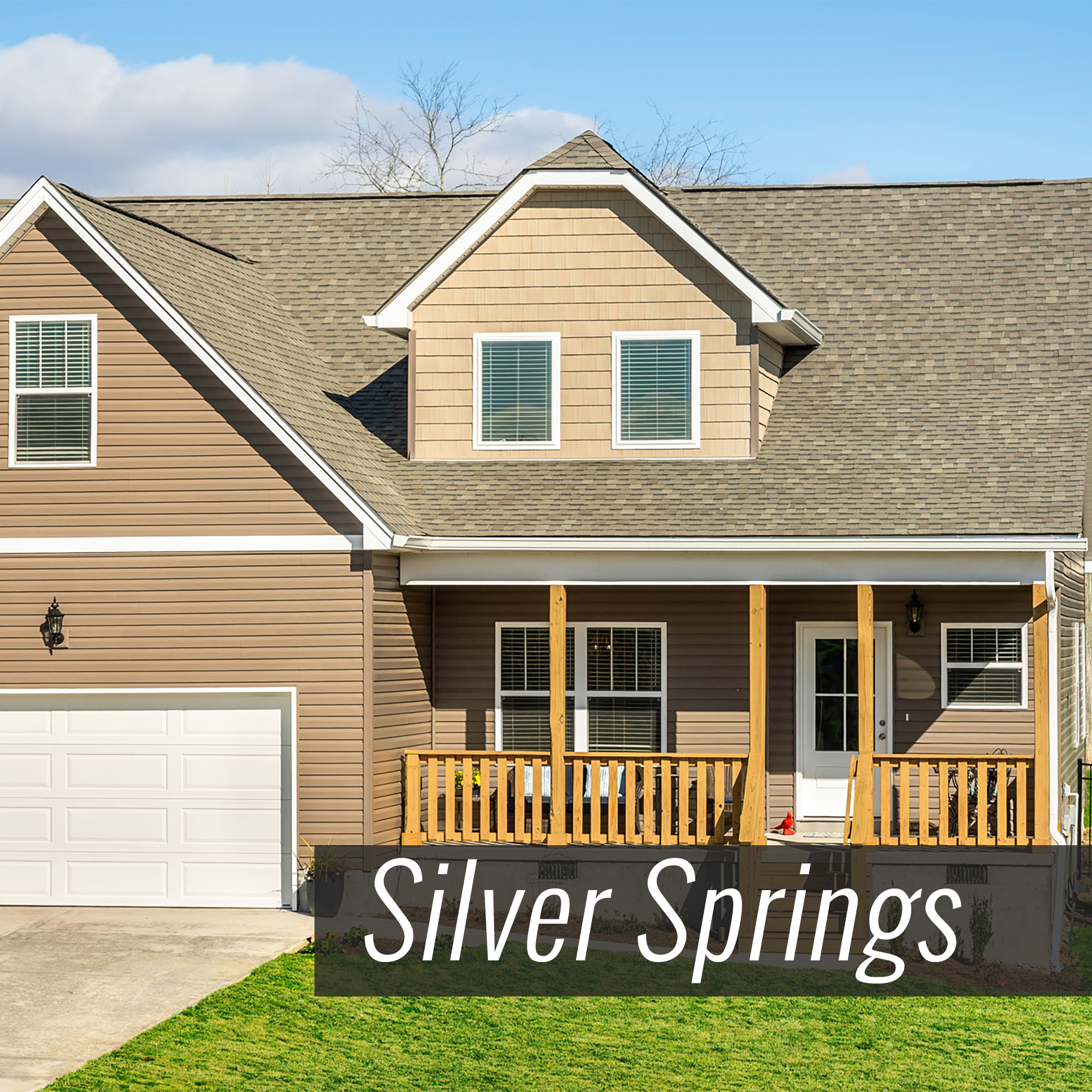 Homes for Sale in Silver Springs Subdivision