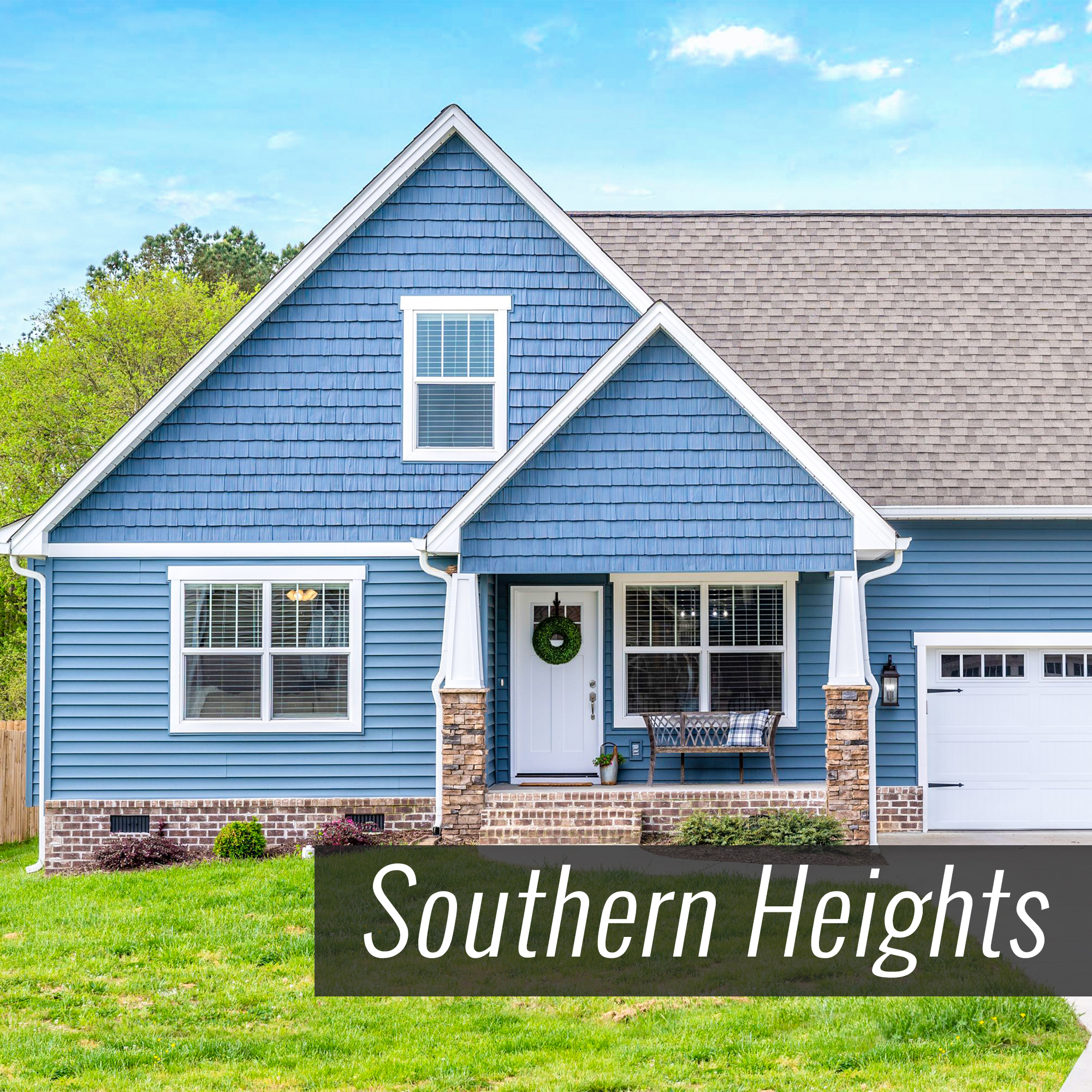 Homes for Sale in Southern Heights Subdivision