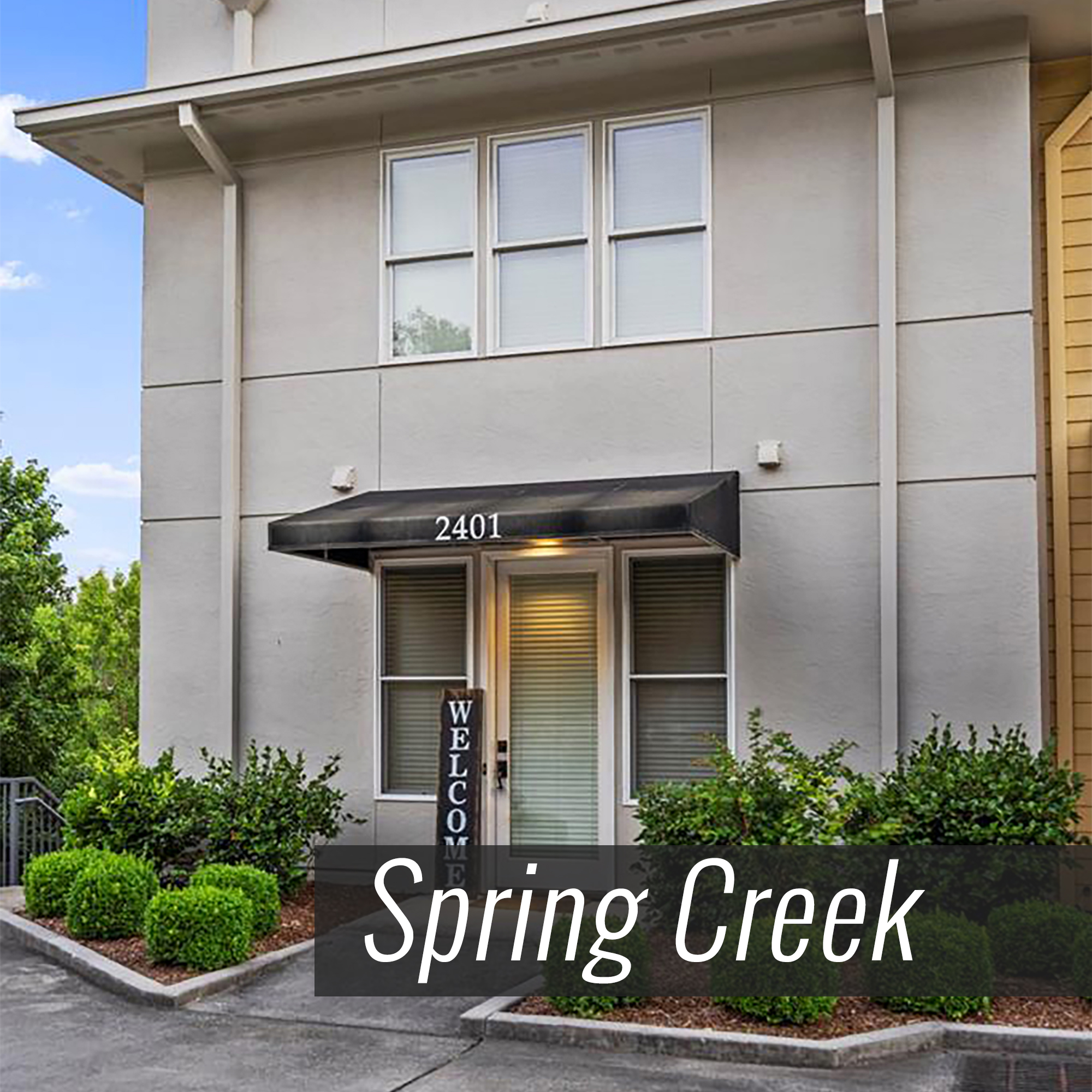 Homes for Sale in Spring Creek Subdivision