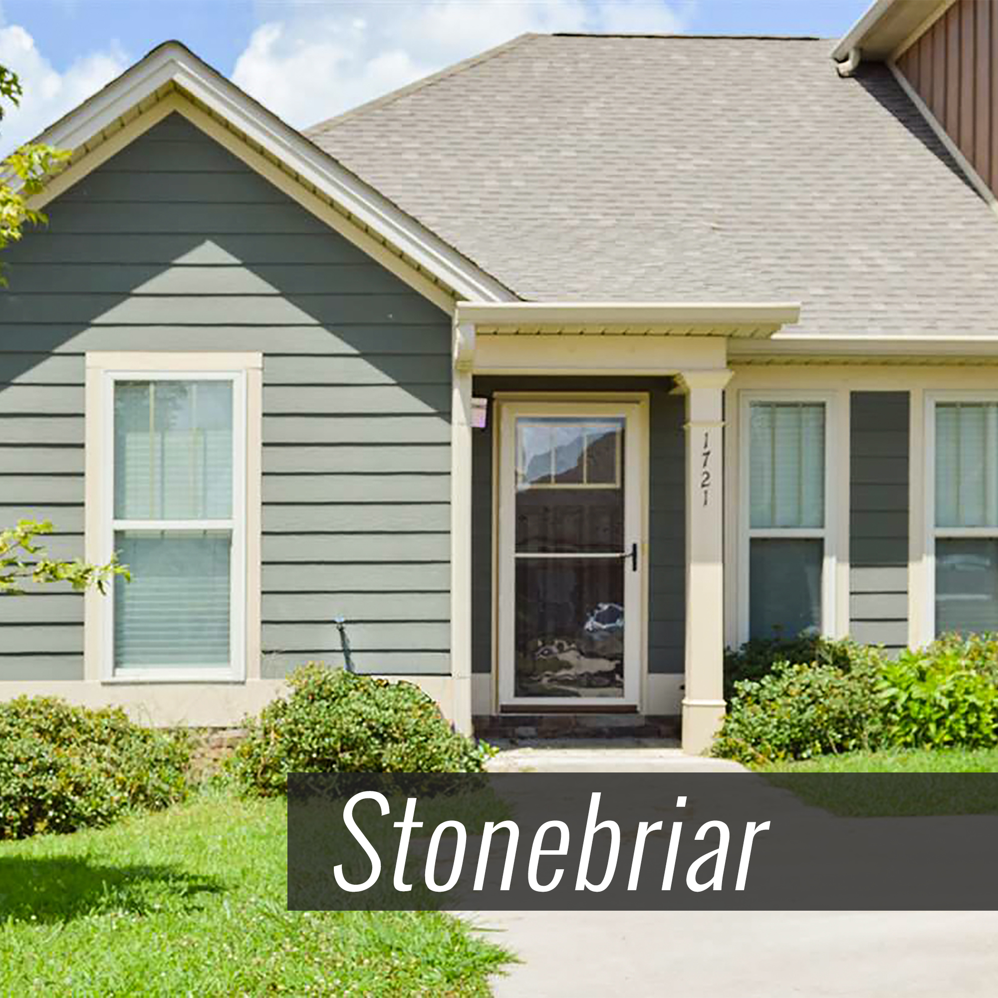 Homes for Sale in Stonebriar Subdivision