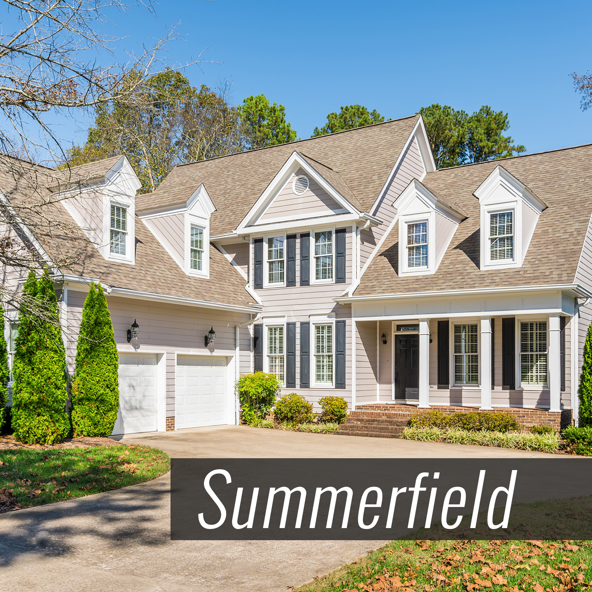 Homes for Sale in Summerfield Subdivision