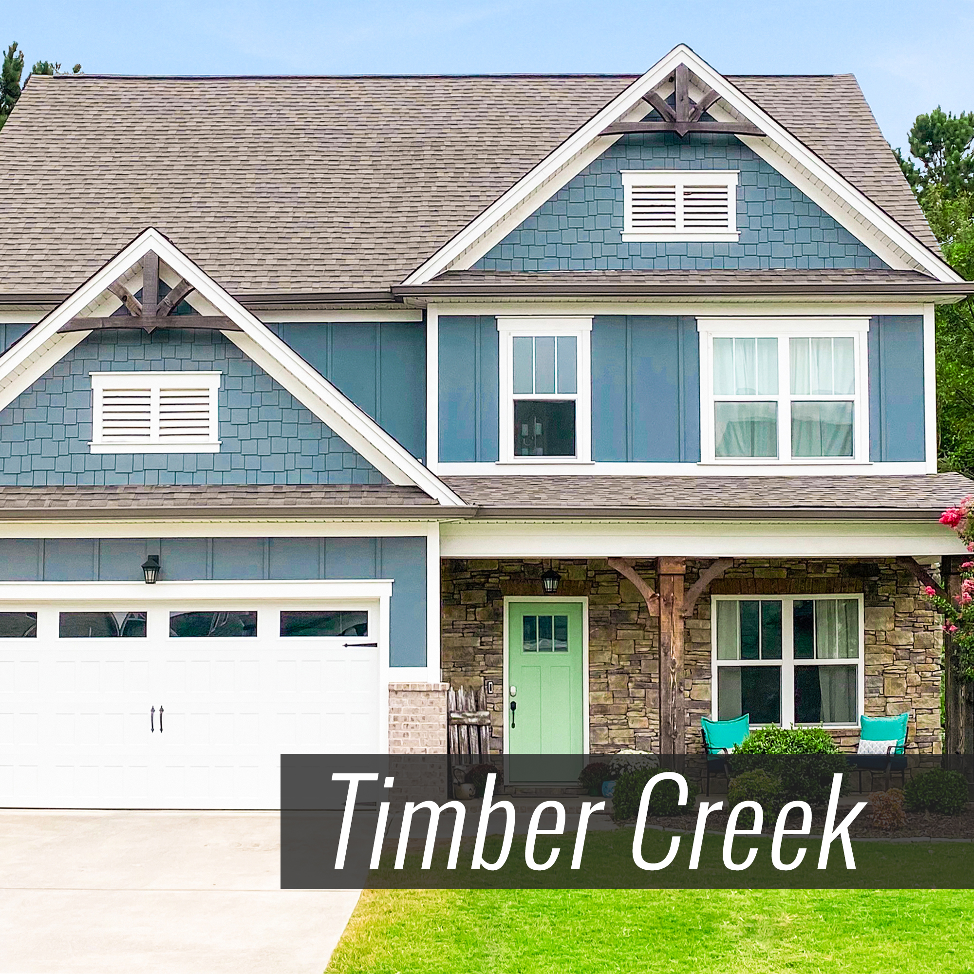 Homes for Sale in Timber Creek Subdivision