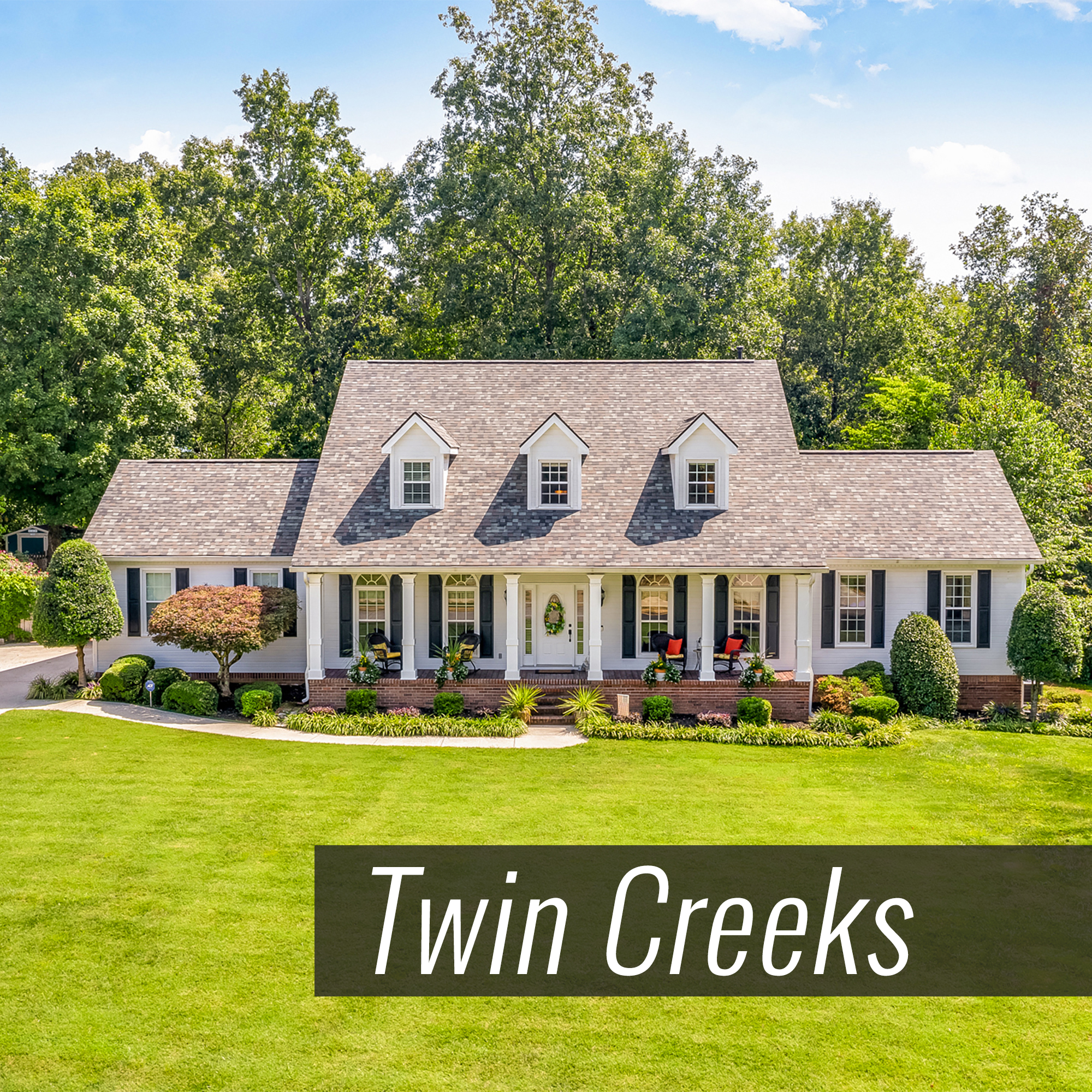 Homes for Sale in Twin Creeks Subdivision