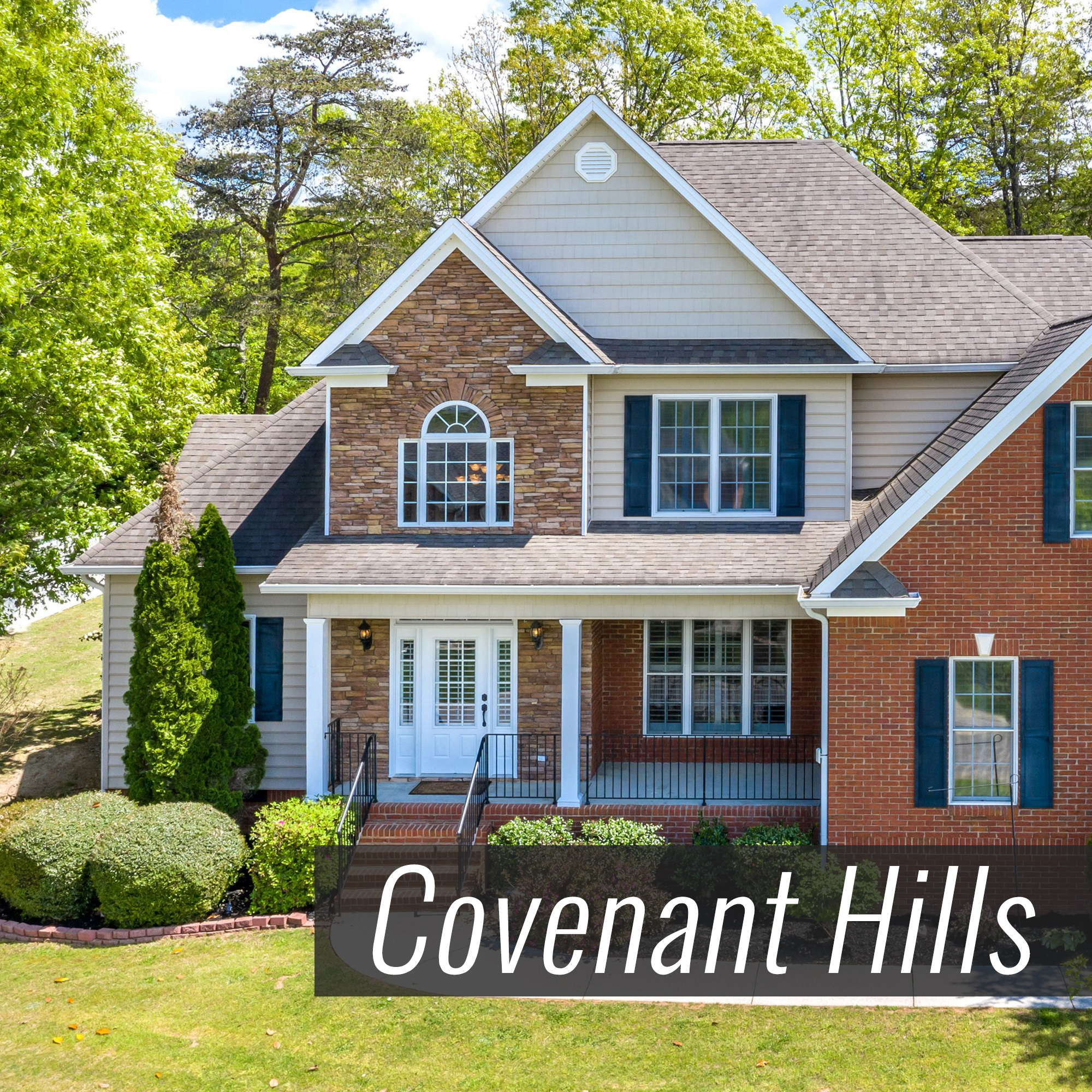 Homes for Sale in Covenant Hills Subdivision