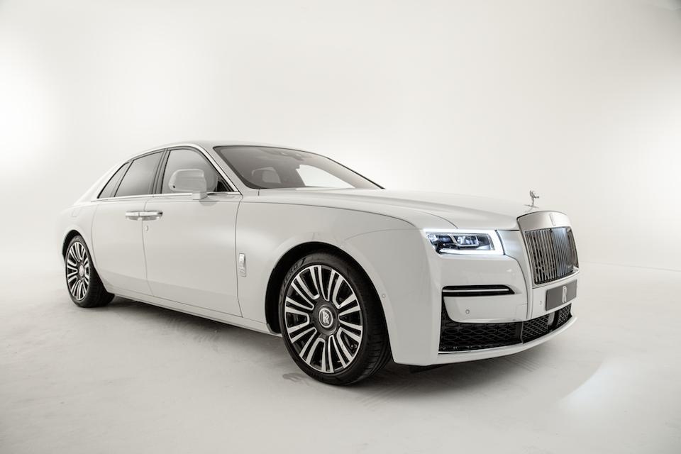 Rolls Royce in Denver