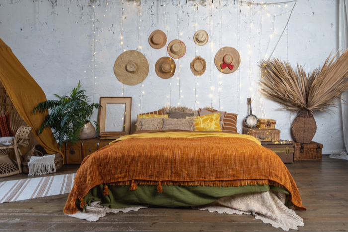 Bohemian home design