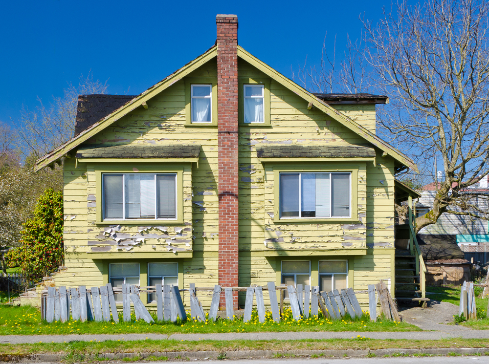 How to sell a Home in Poor Condition