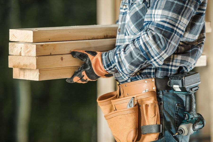 Types of Contractors That You Can Hire
