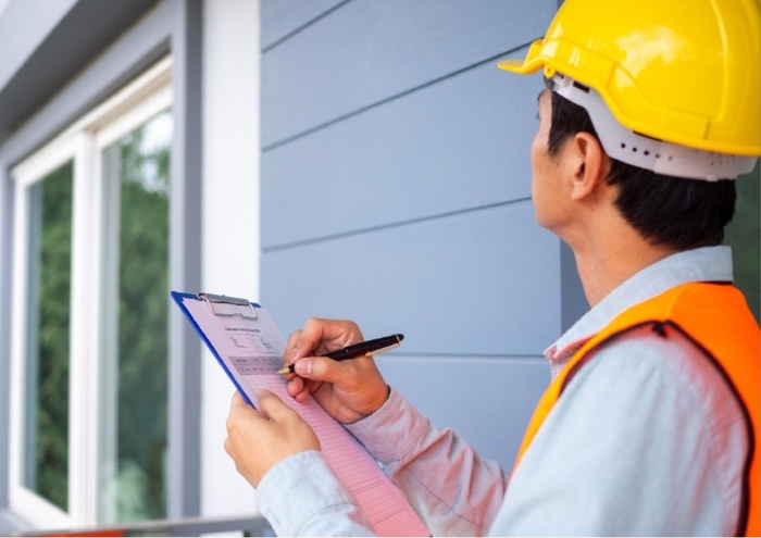 inspect a home when you are paying cash for the house