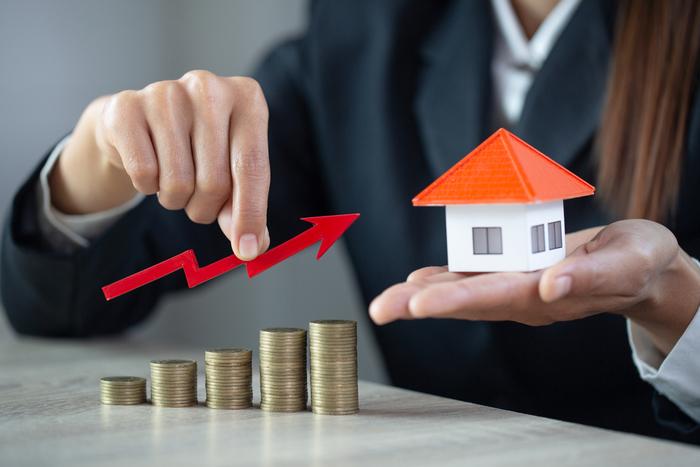 Home prices rising Denver, Co real estate market