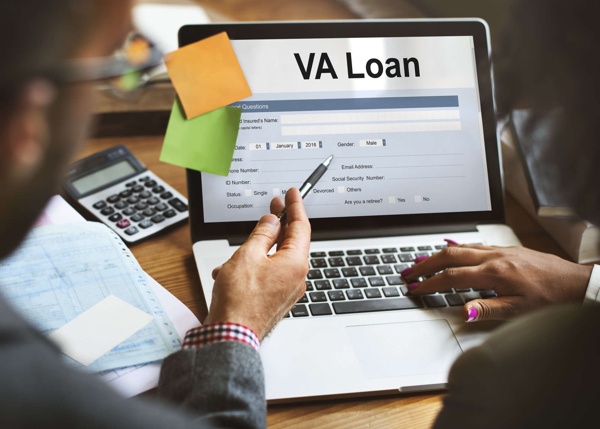 Get a VA Home Loan