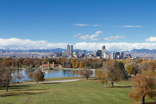 Denver suburbs