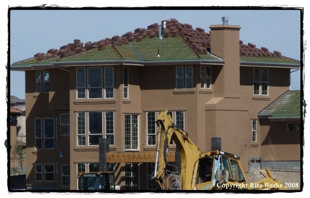 New construction in Heritage Hills Lone Tree CO