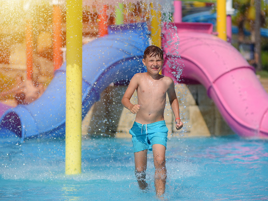 People from West Palmdale homes go to DryTown Water Park.