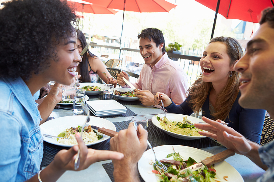West Palmdale real estate owners eat at Jack's Place.