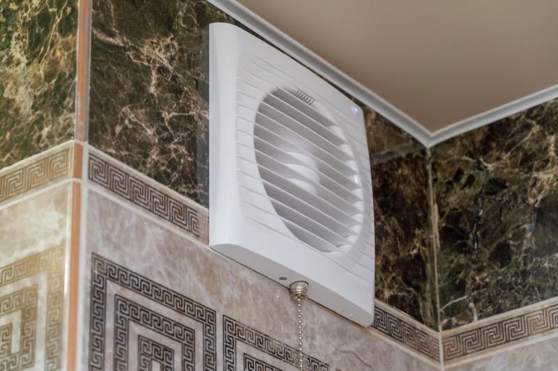 How to Ventilate a Bathroom