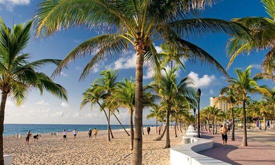 Fort Lauderdale, Florida Beach Community