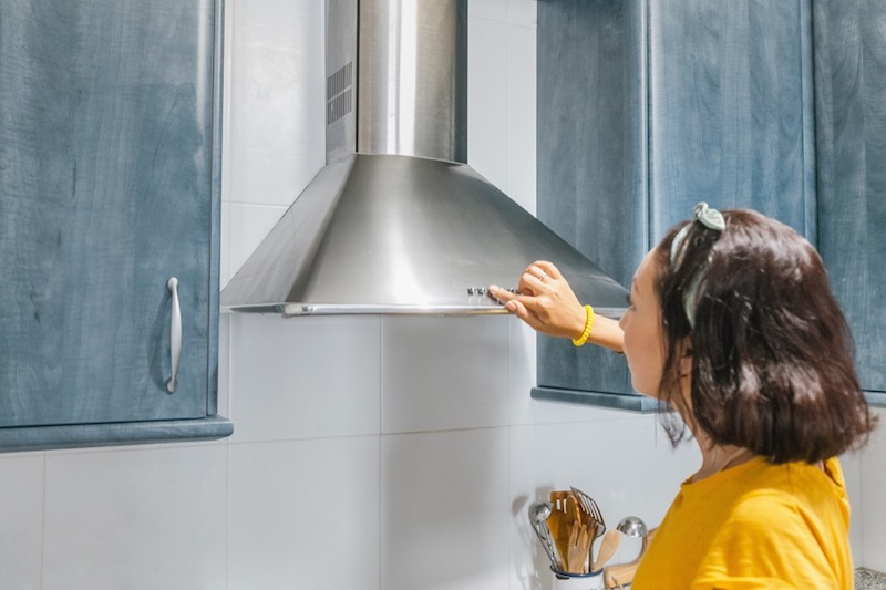 How to Ventilate a Kitchen