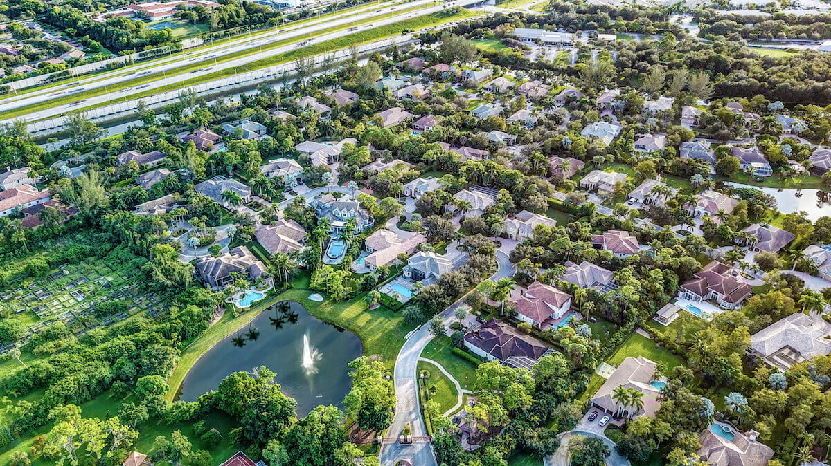 Parkland, Florida Neighborhood