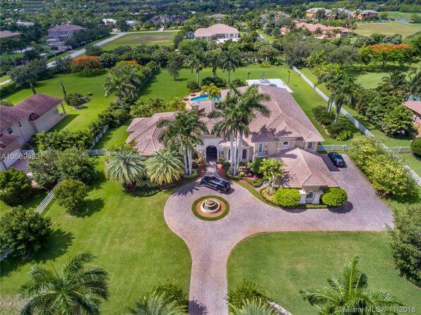 Southwest Ranches, Florida Home