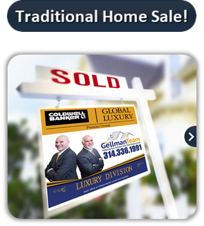 Traditional Home selling options