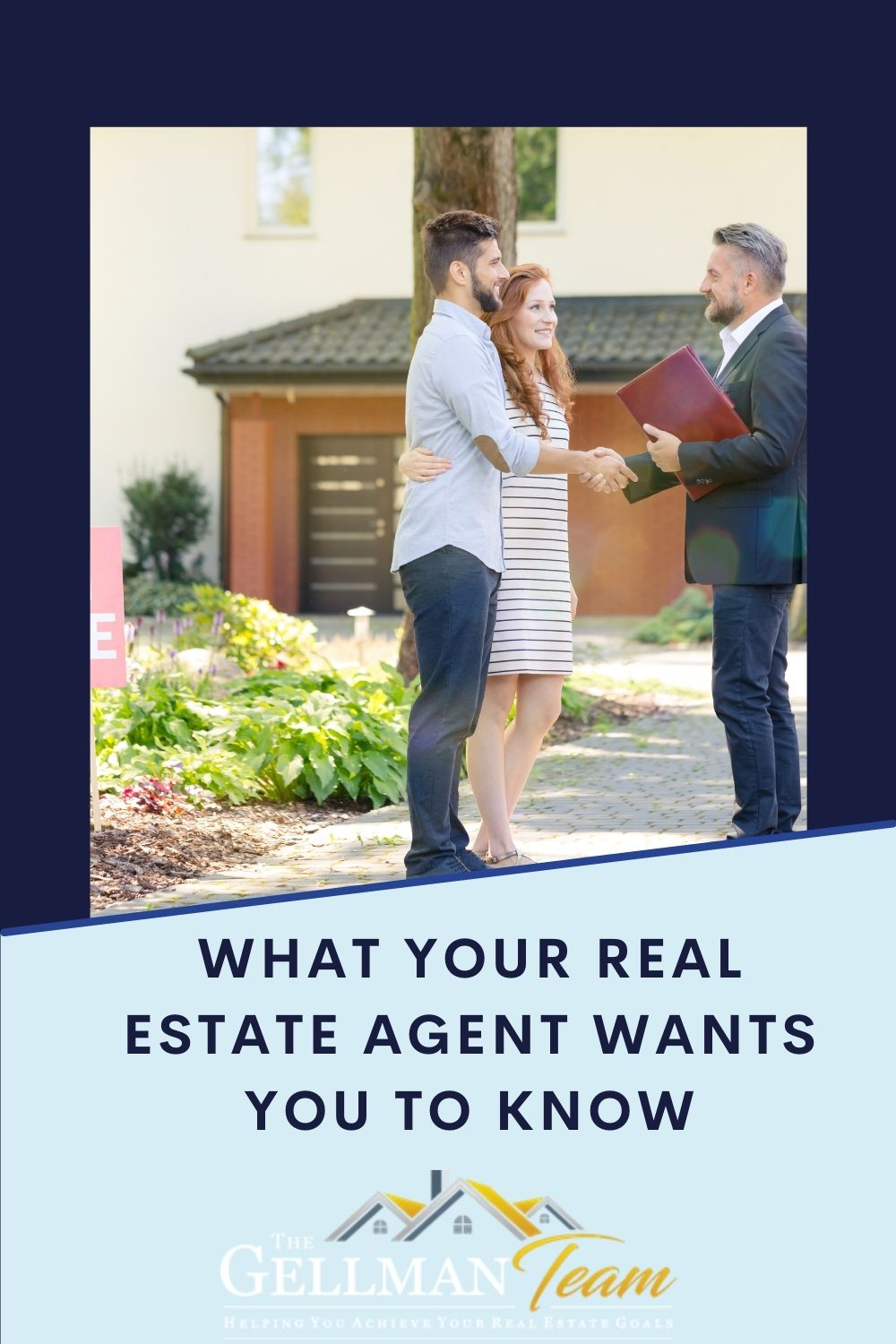 What Your Real Estate Agent Wants You To Know