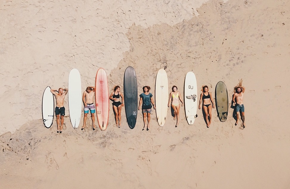 Looking for same fun in the sun this summer? Check out Salty Grom Surf Camp for kids of all ages.