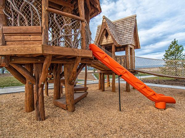 High Prairie Park - A gathering place for all ages