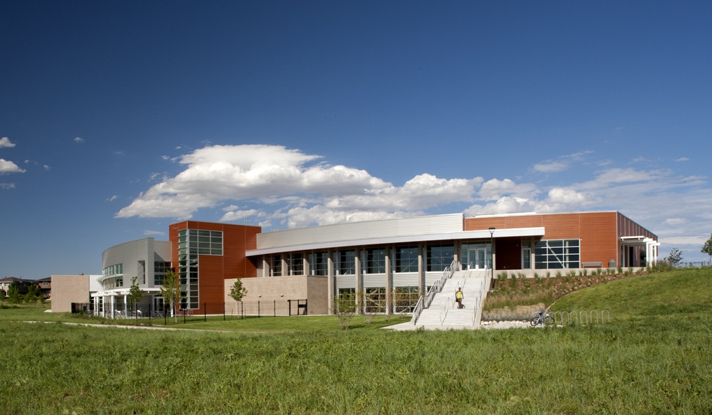 central park recreation center