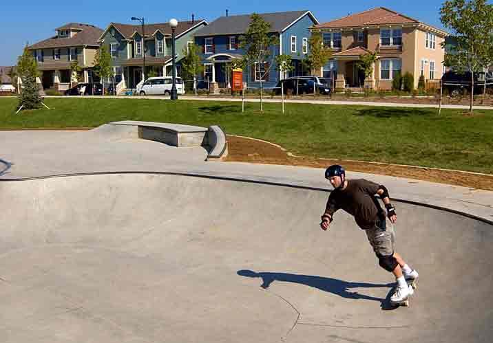 central park skate park