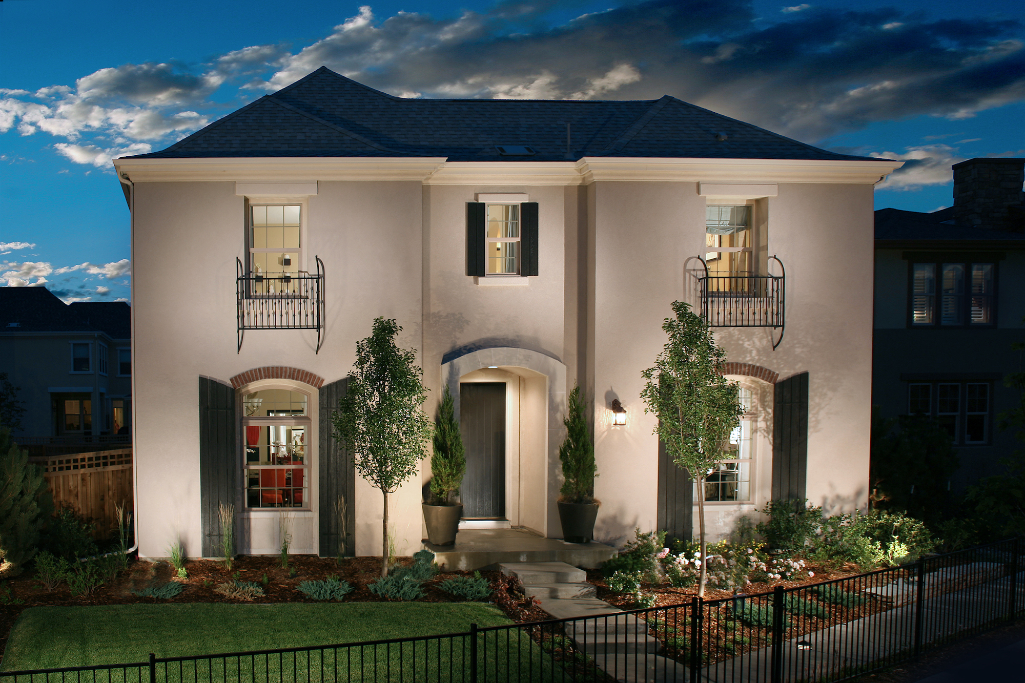 Infinity Home Collection at Central Park Denver