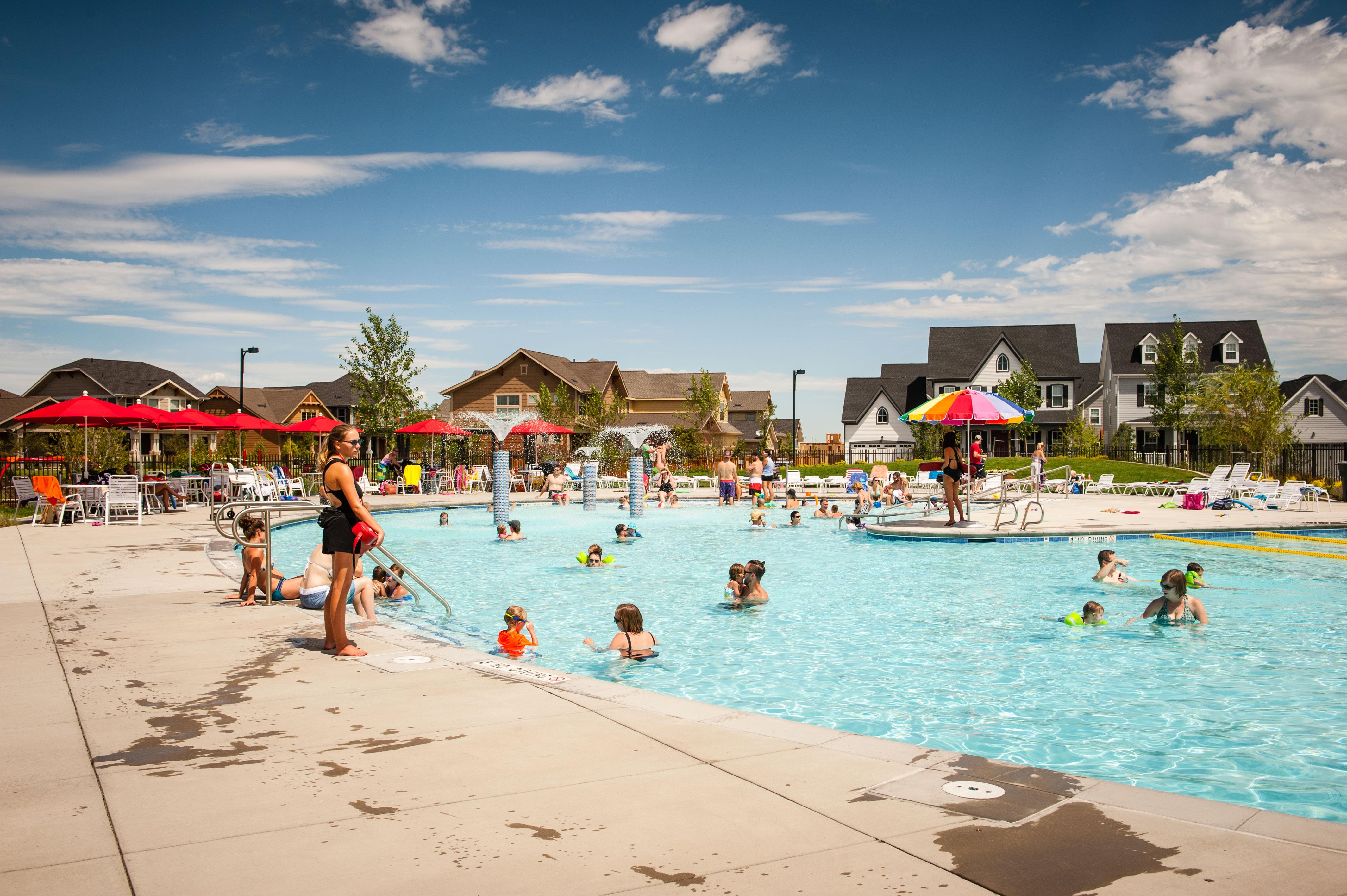 central park pools