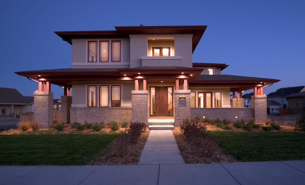 Urban Estate Homes in Central Park, Denver