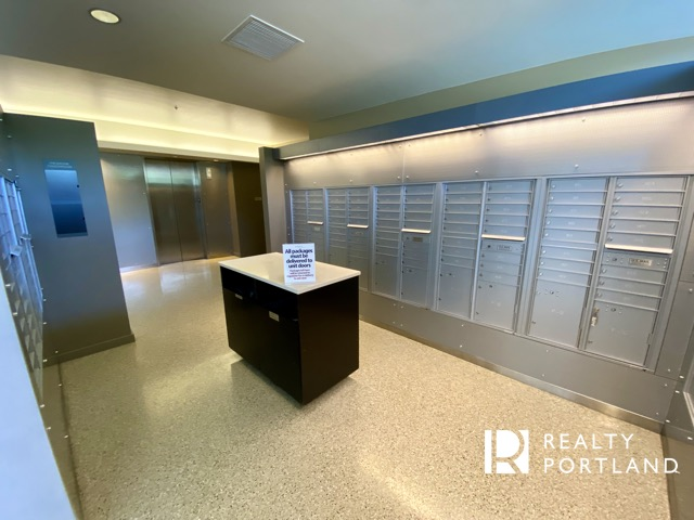The Mail Room at Encore Condos of Portland