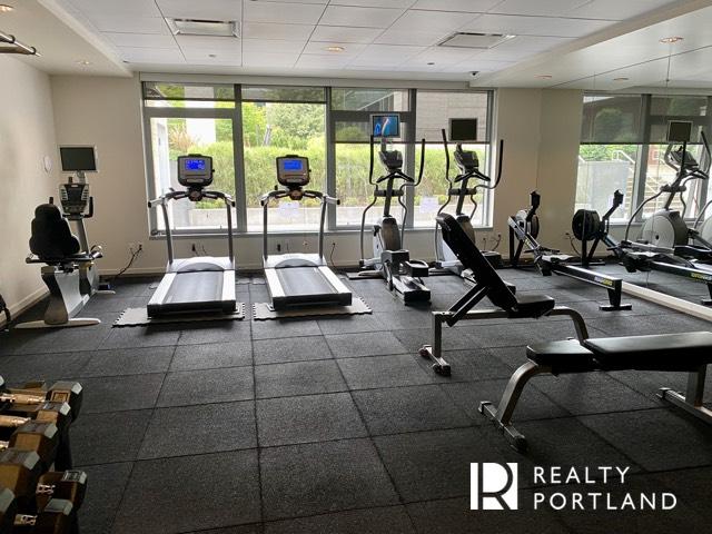 Metropolitan Condos Fitness Center