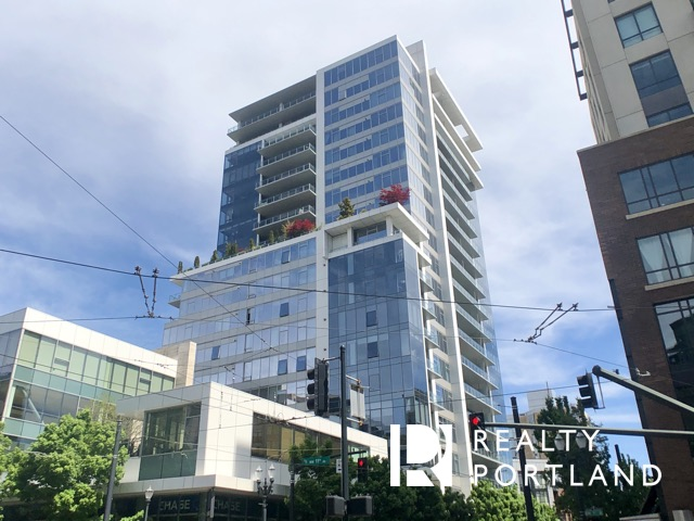 The Metropolitan Condos of Portland