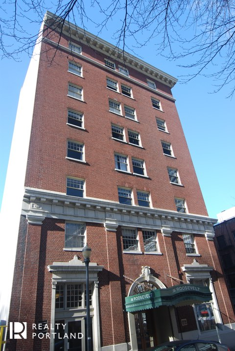 The Roosevelt Condos Portland