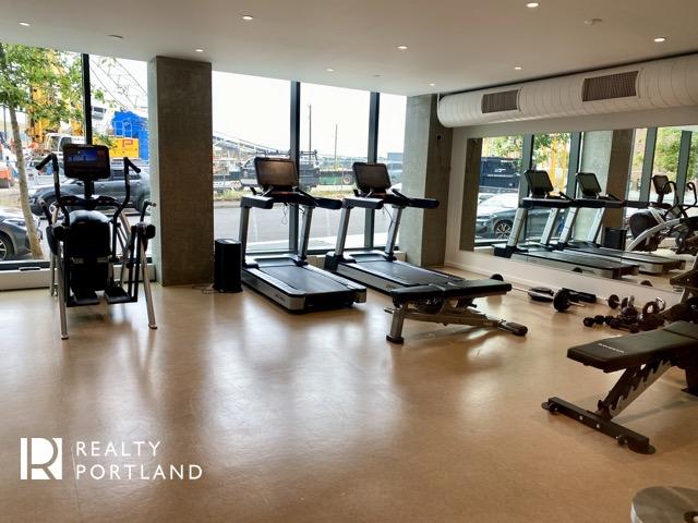 Vista Condos Fitness Center