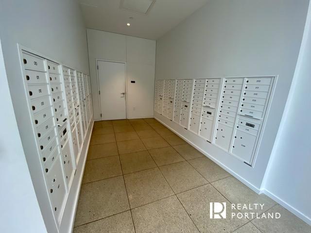 Vista Condos Mail Room