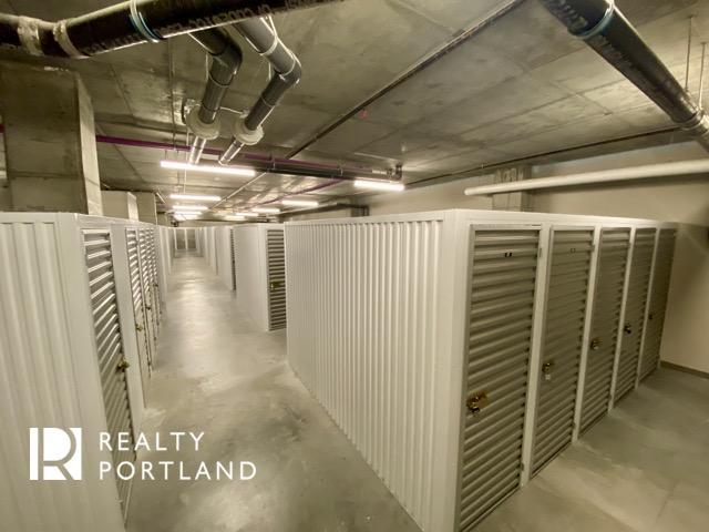 Vista Condos Storage