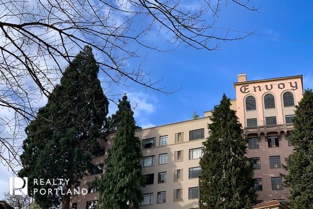 The Envoy Condominiums of Portland