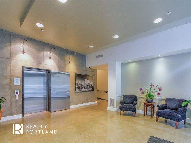 Old Town Lofts Lobby