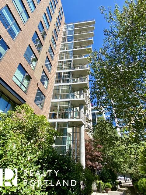 Park Place Condos Balconies