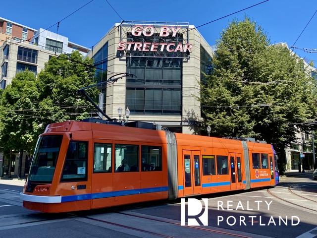 Streetcar Lofts of Portland Go By Streetcar