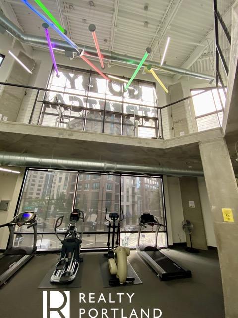Streetcar Lofts of Portland Fitness Center