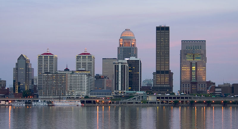 Neighborhoods in Downtown Louisville, KY
